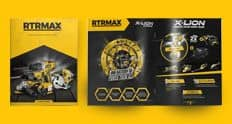 RTRMAX İngilizce Katalog